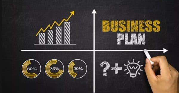 Инфографика в бизнес плане