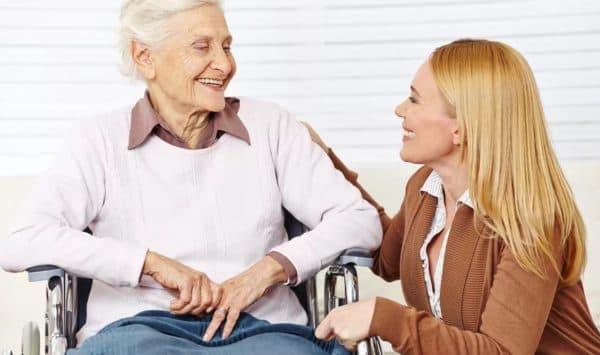 Пенсионер инвалид