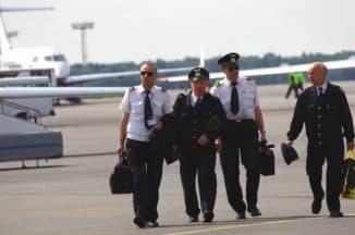 пенсии летного состава гражданской авиации