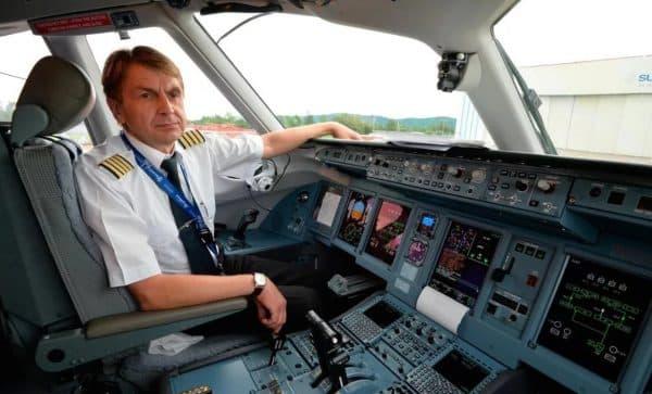 Пенсия пилотам гражданской авиации