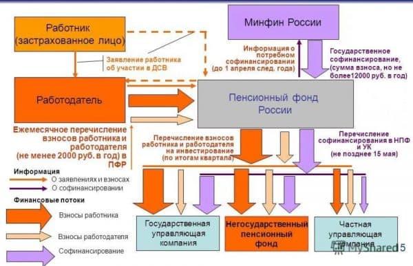Схема гос. поддержки добровольных страховых взносов